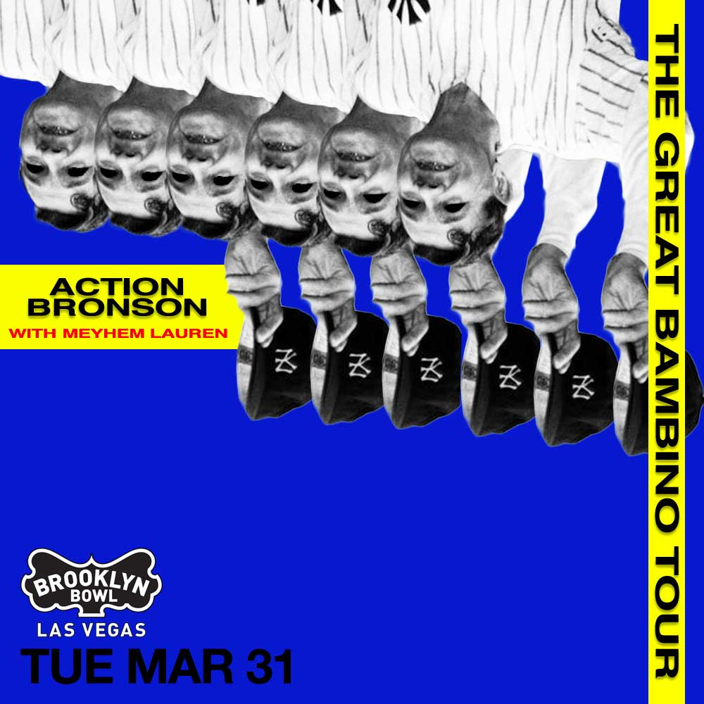 Action Bronson - The Great Bambino Tour