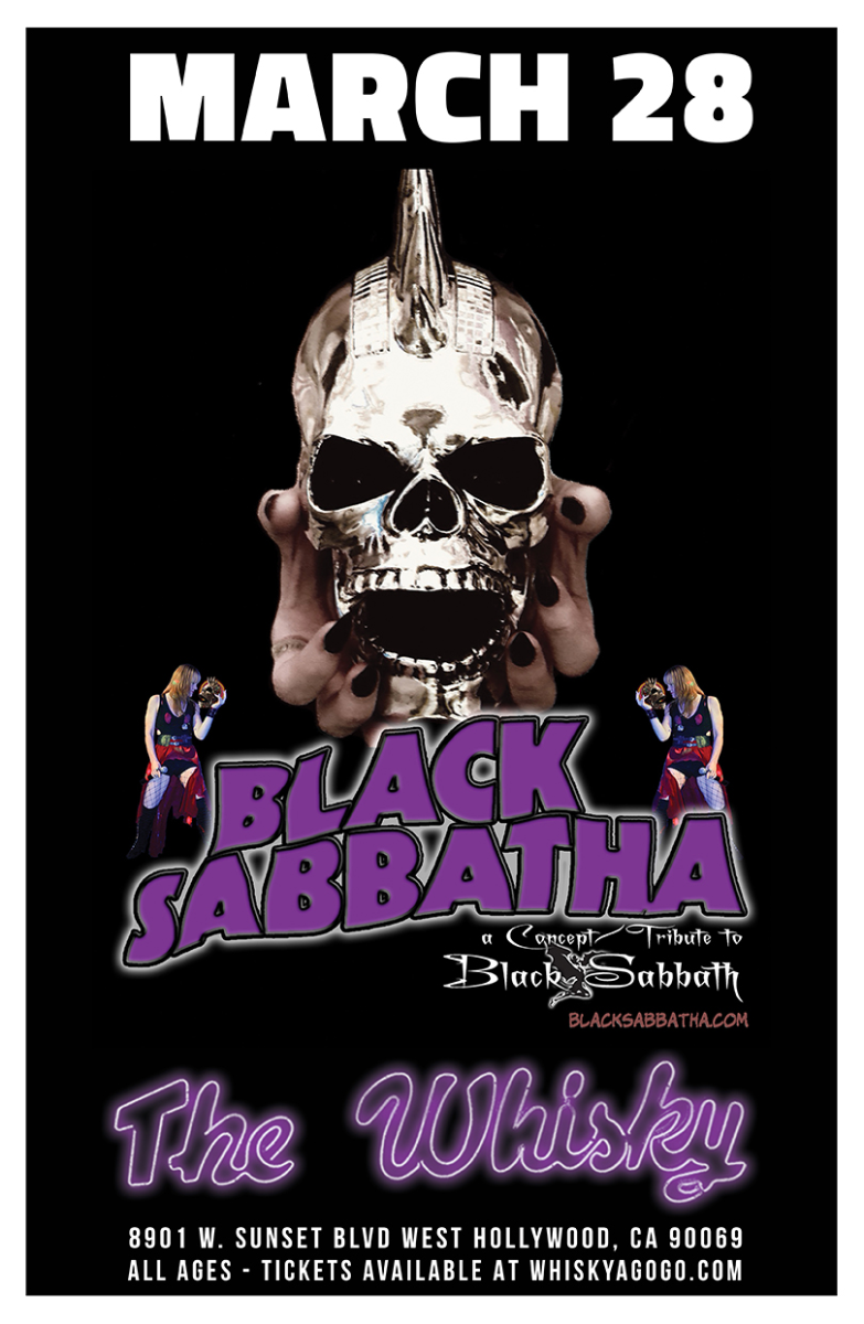 Black Sabbatha (Tribute to Black Sabbath), Black Valentine, Cheap Thrills, Scarlett Sky, Late September Dogs, Jimmy Villa