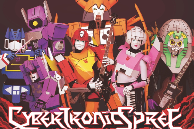 The Cybertronic Spree at Pike Room @ The Crofoot