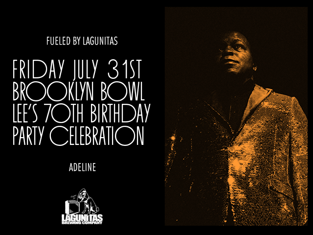 Lee Fields & The Expressions: 70th Birthday Celebration