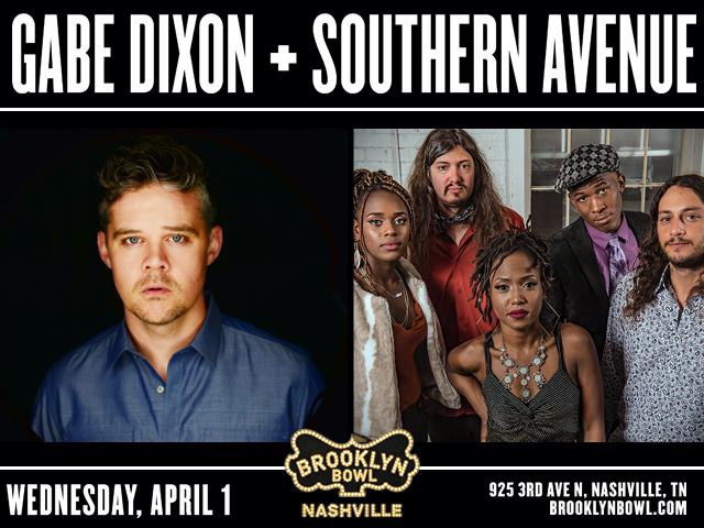 Gabe Dixon + Southern Avenue