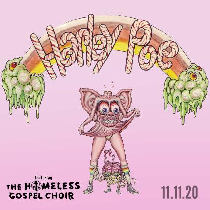 Harley Poe w/ The Homeless Gospel Choir at FMH