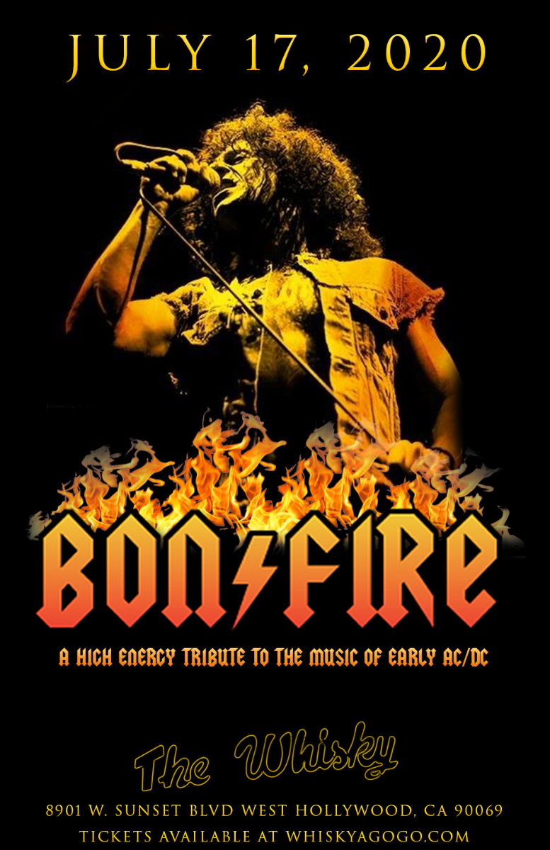 BONFIRE (A tribute to AC/DC), Juliez Andrewz, White Rabbit