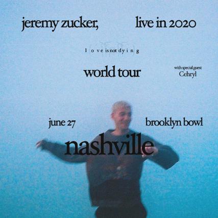 More Info for Jeremy Zucker