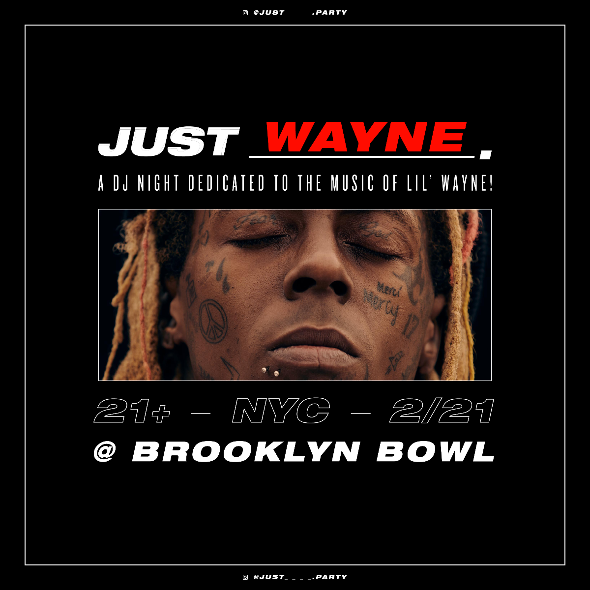 JUST Wayne