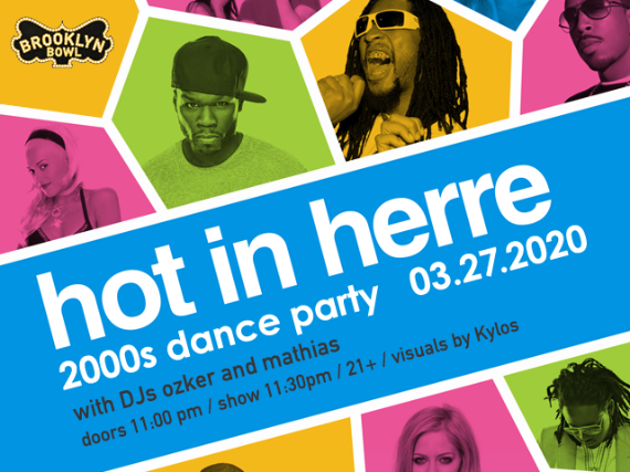 More Info for Hot in Herre: 2000's Dance Party