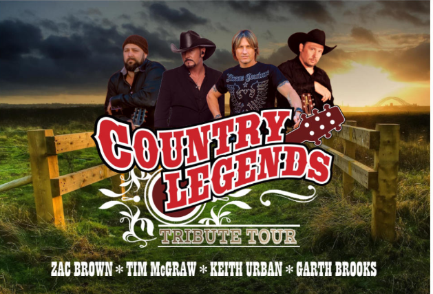 Image used with permission from Ticketmaster | Country Legends Tribute Tour In Support Of MS Society tickets