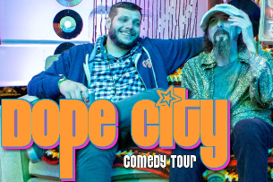 EVENT CANCELLED:  Dope City Comedy Tour