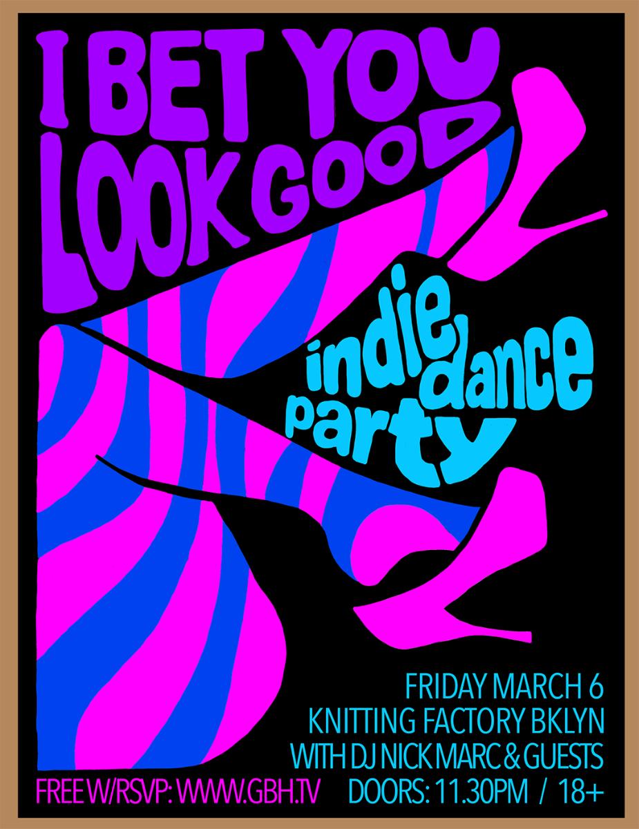 Indie Rock + Indie Dance