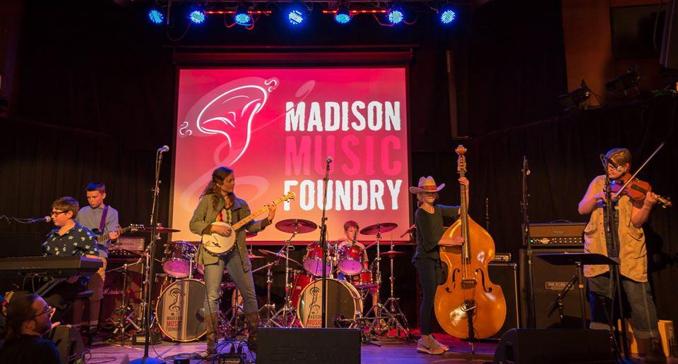 Cancelled Madison Music Foundry S Student Showcase