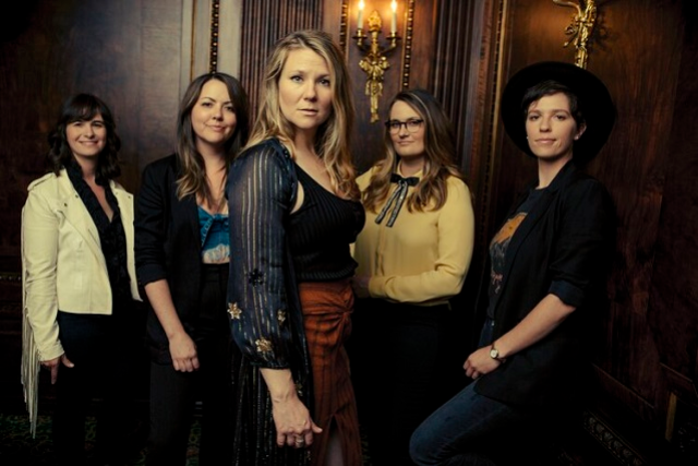 [CANCELLED] Della Mae at Lucky You Lounge