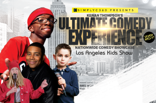 Kenan Thompson's Ultimate Comedy Experience (Kids Show All Ages)