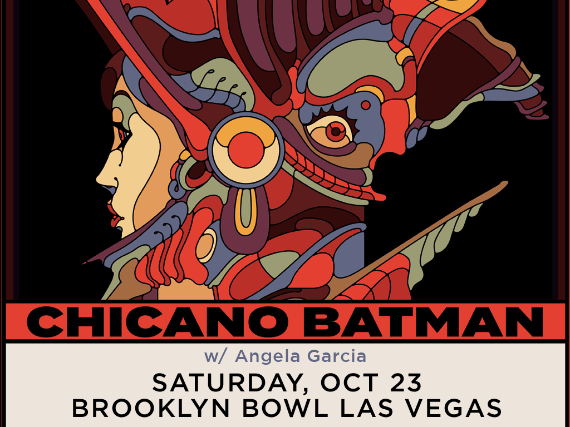 More Info for Johnnie Walker presents Chicano Batman w/ special guest Le Butcherettes