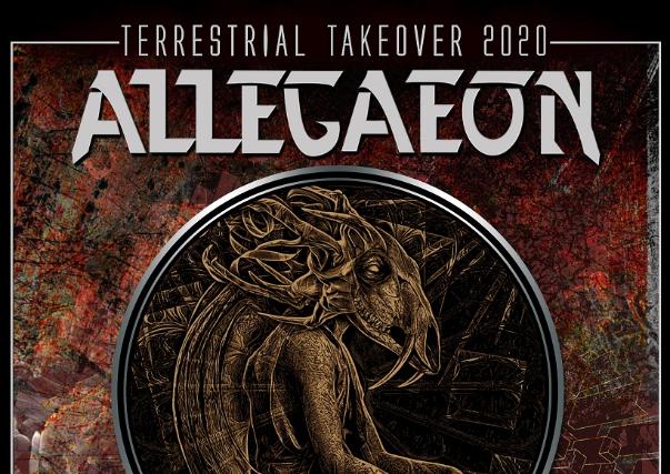 Allegaeon, Fallujah, Entheos, Etherius, Eye of Balor