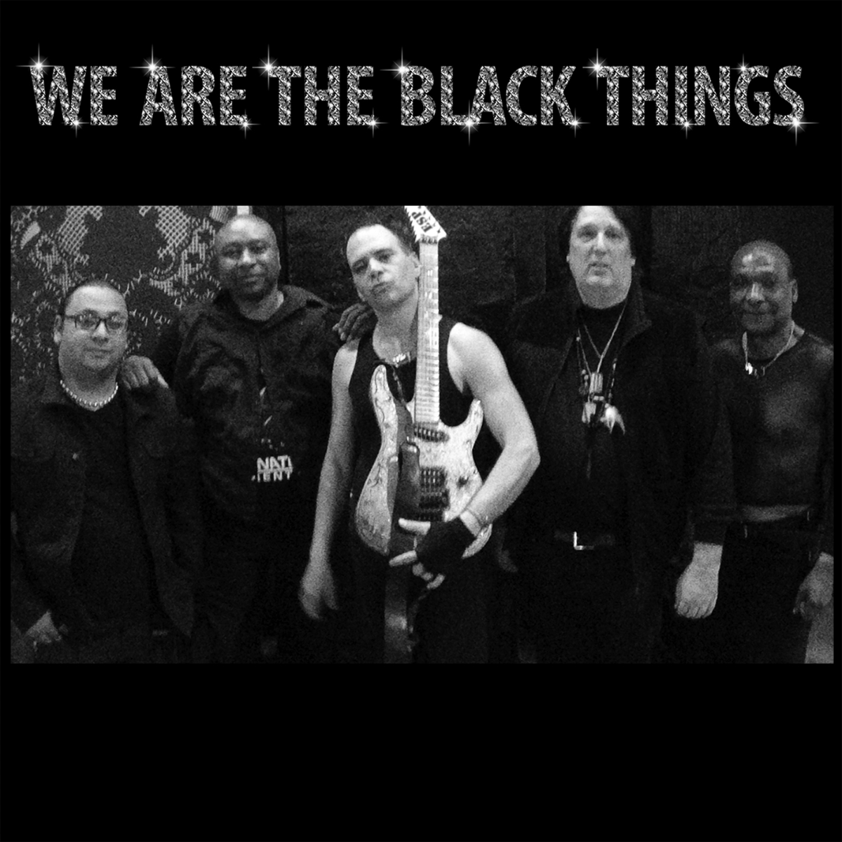 We Are The Black Things