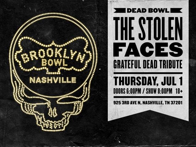The Stolen Faces: Grateful Dead Tribute