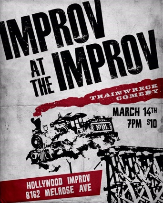 EVENT CANCELLED: Improv at the Improv: Ryan Clark, Eric Schinzer, Miles Taber, Tara O'Brien, Amber Mirshafiee, Nick Wuthrich, Channing Apodaca