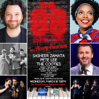 EVENT CANCELLED: The 88 Show with Avery Pearson + Sasheer Zamata, Pete Lee, The Cooties & more!