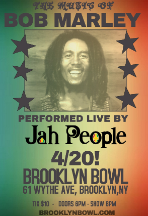 More Info for Jah People