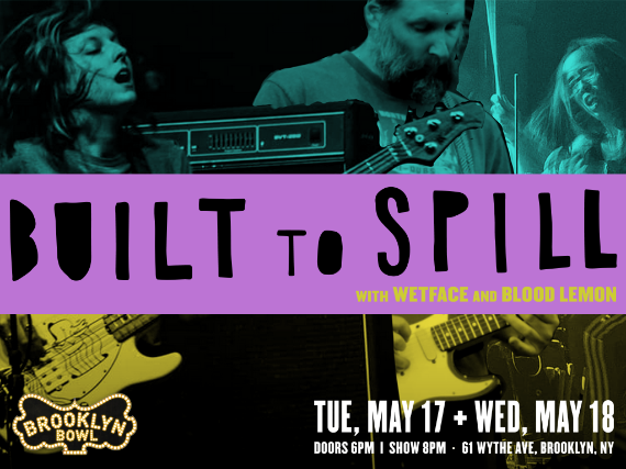 More Info for Built to Spill