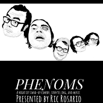 EVENT CANCELLED: Phenoms w/ Cristela Alonzo, Tommy Johnagin, Kerstin Porter, Candice Thompson, Erica Dawson, Ahmed Bharoocha, Ric Rosario and more!
