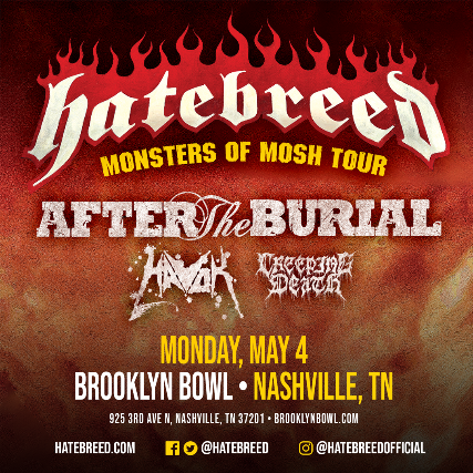More Info for Hatebreed