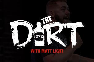 EVENT CANCELLED - The Dirt With Matt Light