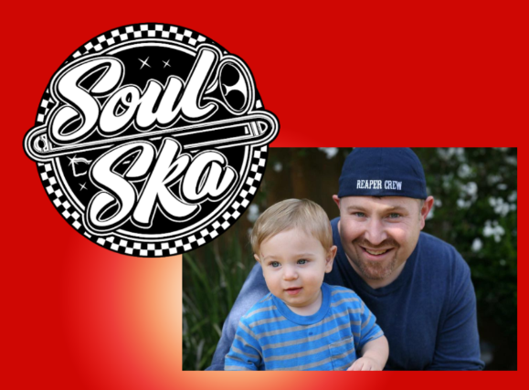 Ryan Snyder Birthday Benefit Concert Feat: Soul Ska - Napa, CA 94559