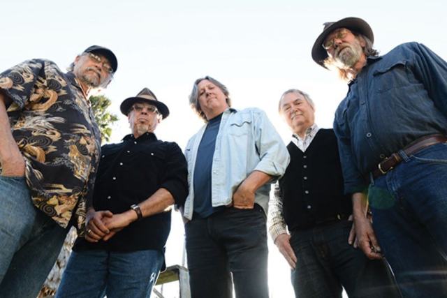Phil Salazar and the Kin Folk