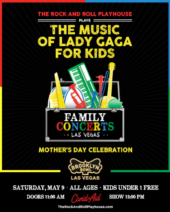 More Info for The Music of Lady Gaga for Kids // Mother's Day Celebration
