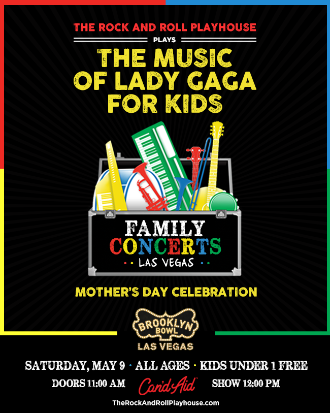 The Music of Lady Gaga for Kids // Mother's Day Celebration