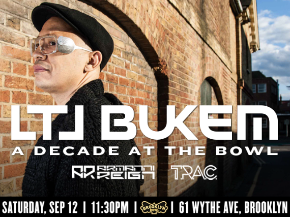 More Info for LTJ Bukem - A Decade at the Bowl