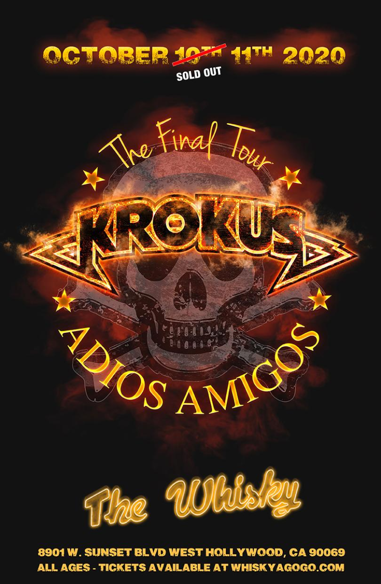 Krokus, The Hard Way, The Wrecking Crew