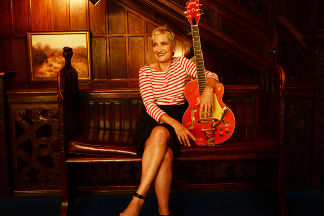 An Evening With Jill Sobule at Club Cafe