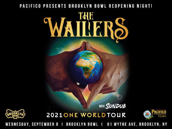 More Info for The Wailers - One World 2021 Tour