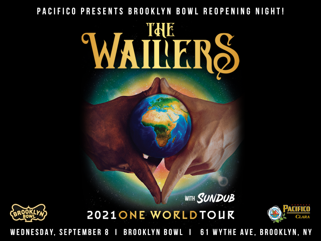 The Wailers - One World 2021 Tour