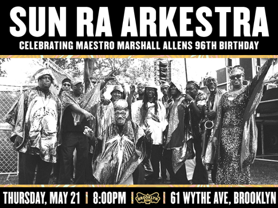 More Info for Sun Ra Arkestra