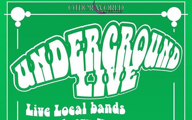 Underground Live at Gallagher's Pub HB