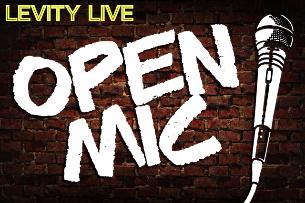 Levity Live Open Mic