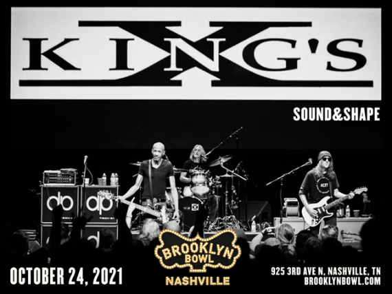 More Info for King's X