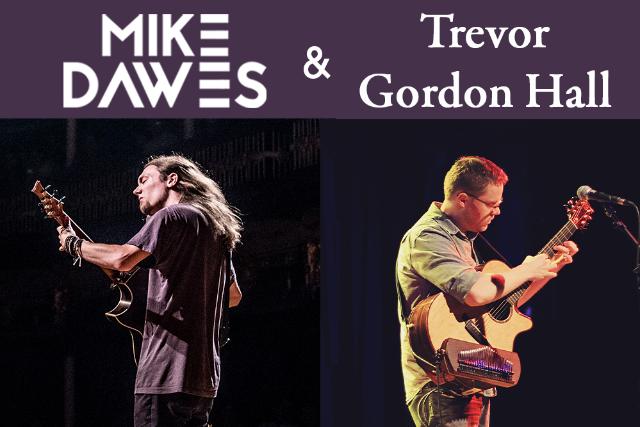 Mike Dawes & Trevor Gordon Hall at TaxSlayer Center