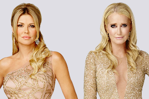 Blonde & Blonder:  The Reality Of Our Reality Starring Kim Richards & Brandi Glanville