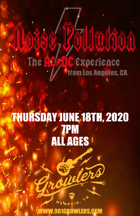 Postponed - Noise Pollution (The AC/DC Experience)