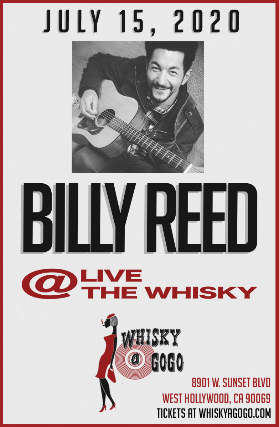 Billy Reed at Whisky A Go Go