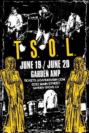 T.S.O.L. 40th Anniversary Night 2