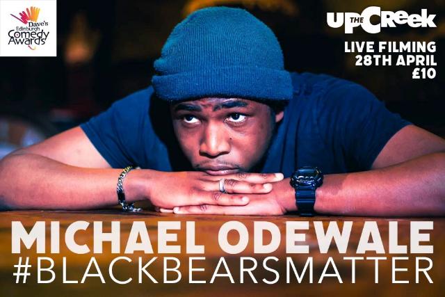 Michael Odewale - #BlackBearsMatter Tue 28 Apr
