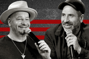 EVENT CANCELLED - Bumping Mics With Jeff Ross & Dave Attell