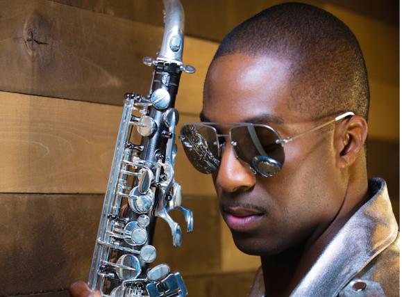 Eric Darius - Rescheduled at Blue Note Napa