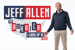 EVENT CANCELLED - Jeff Allen:  The America I Grew Up In Tour