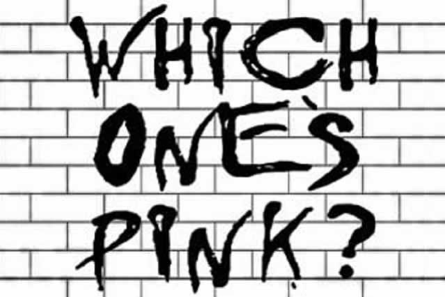 Which One's Pink